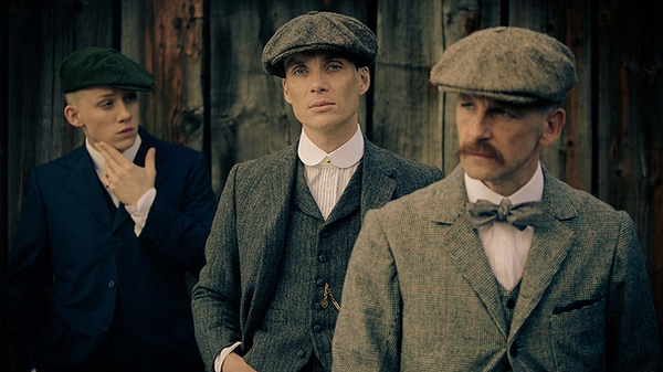 Peaky Blinders - Filming in Birmingham, Leeds and Liverpool