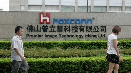 Foxconn has been given preferred negotiating rights for the deal with Sharp