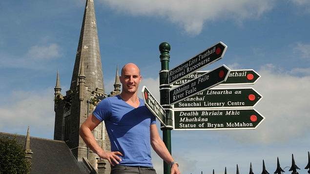 Tadhg Kennelly -  Among the stars of the new RTÉ One show, which begins on Tuesday October 2 at 7:00pm