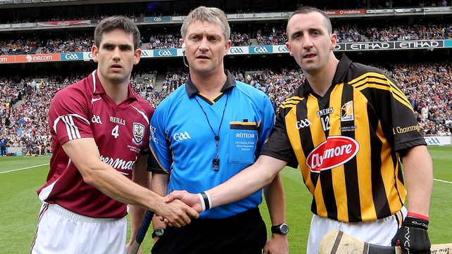 "John Gardiner: ""I'd be hoping that Galway would pull it out of the fire but my head is saying Kilkenny. They are battle-hardened"""