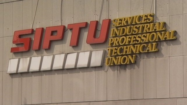 Trade union SIPTU has entered a consultation process with PWA International