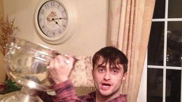 Harry Potter and the Tom Markham Cup