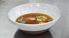 Thai soup with prawns - From episode three of MasterChef Ireland 2012