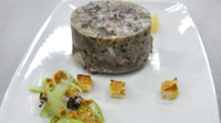 Ham Hock Terrine - A delicious pork dish from MasterChef Ireland