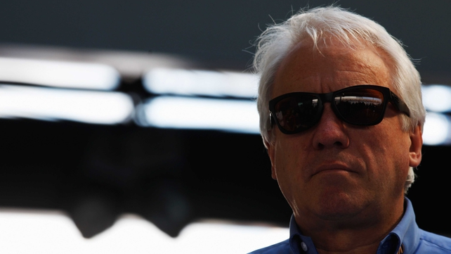 Charlie Whiting conducted a 60-day inspection of the track