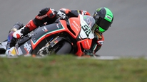 Eugene Laverty on his success in World Super Bikes