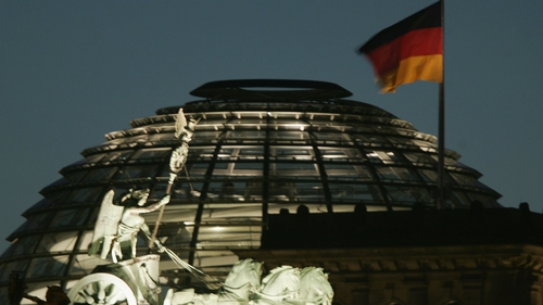 German economy inched 0.1% higher in first quarter of 2013