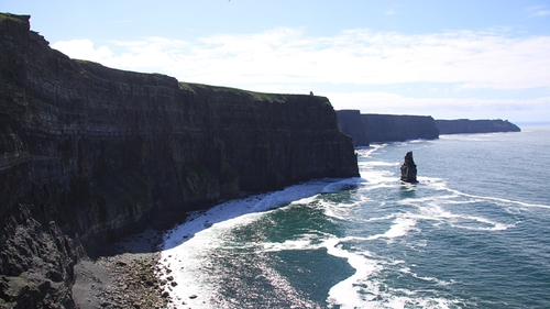 The Cliffs of Moher are reported to be among the locations (Pic: Fáilte Ireland)