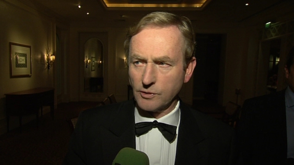 Taoiseach Enda Kenny thanked Roisin Shortall for her work as Minister of State