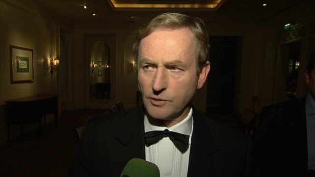Enda Kenny said he regretted Ms Shortall's decision
