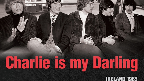 Charlie is my Darling will be released in Ireland on Super Deluxe Box Set, Blu-ray and DVD on November 2