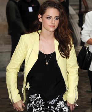 Stewart on high fashion