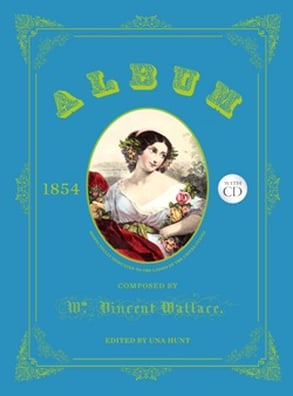 Album 1854 by William Vincent Wallace