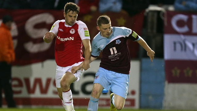 Drogheda and Pat's renew their rivalry after the latter recently prevailed in their FAI Cup clash