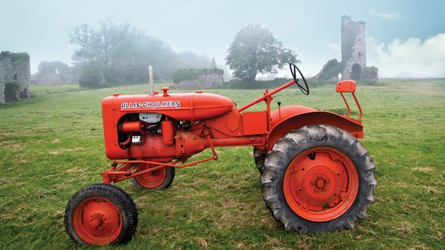 Vintage Farm Tractor Calendar released