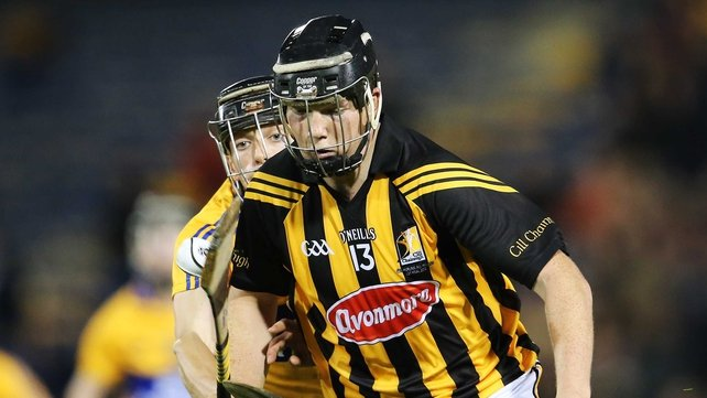 Walter Walsh comes into the Kilkenny team