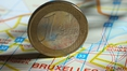 Euro zone economy started year with solid growth
