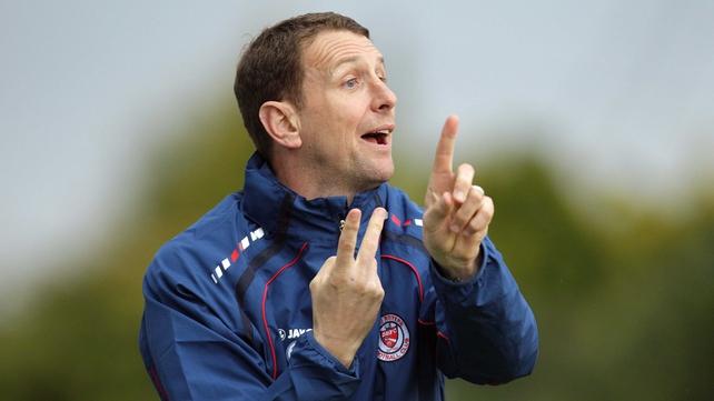 Ian Baraclough's Sligo can open an eight-point gap in the league