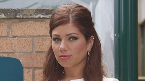 Hollyoaks star Nikki Sanderson is looking forward to some challenging storylines