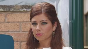 Nikki Sanderson has no plans to return to Coronation Street in the near future