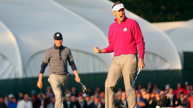 Europe needed a remarkable performance to retain the Ryder Cup