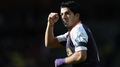 Suarez hat-trick sinks sorry Norwich