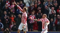 Crouch double is enough for Stoke