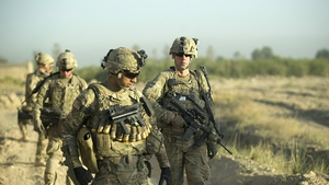 US troops have been in Afghanistan for more than 17 years