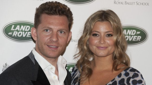 Nick Candy and Holly Valance have tied the knot
