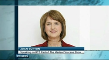 National interest comes first - Joan Burton