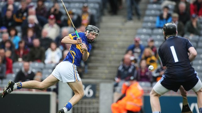 Mark McCarthy scored Tipp's first goal