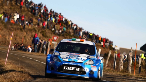 Craig Breen: 'I competed on the event last year in the academy and having that experience will be an advantage'