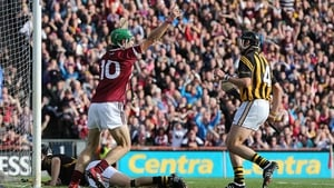 Burke knew where the Kilkenny goal was