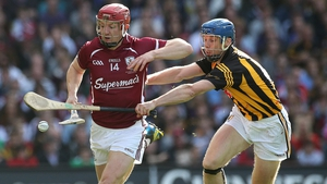 Joe Canning did his best to inspire Galway...