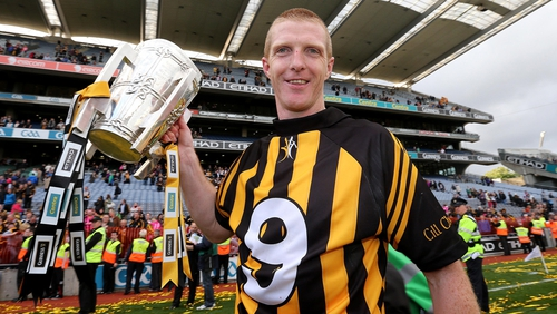 Henry Shefflin won a record-breaking ninth All-Ireland medal in 2012