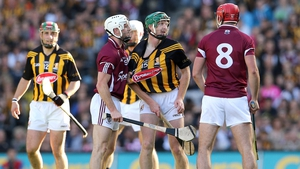 Henry Shefflin wasn't to be distracted...