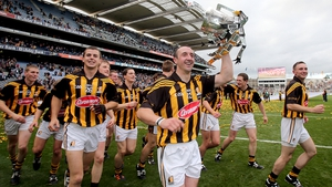 It is Kilkenny's 34th time to lift the Liam MacCarthy Cup