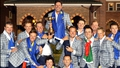 Triumphant Europeans keep Ballesteros in mind