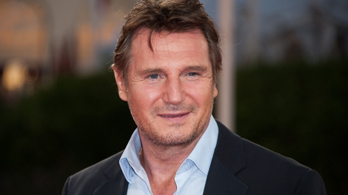 Liam Neeson is set to receive a special tribute from his former school