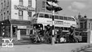 1960s Dublin street scene