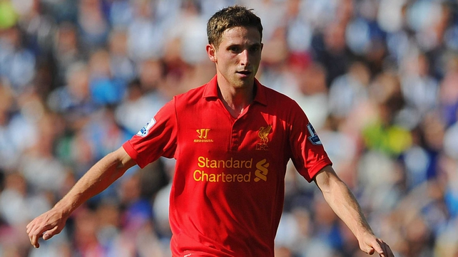 Joe Allen has settled well in the Liverpool midfield