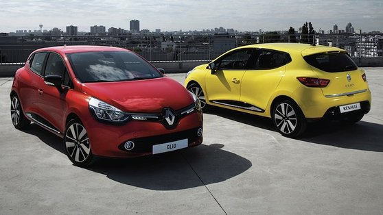 Renault showcased a huge number of new Clios