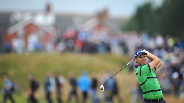 Padraig Harrington: 'While my entry is under unique circumstances, I am excited to compete in the event again'