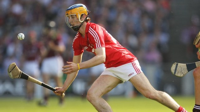 Darren Sweetnam has switched from Cork hurling to Munster Rugby