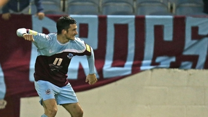 Ryan Brennan scored Drogheda's crucial second goal