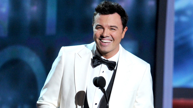 Seth MacFarlane is flavour of the month at Fox