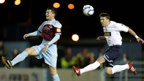Sean Perry reports on Drogheda's dramatic 2-1 win over Shelbourne