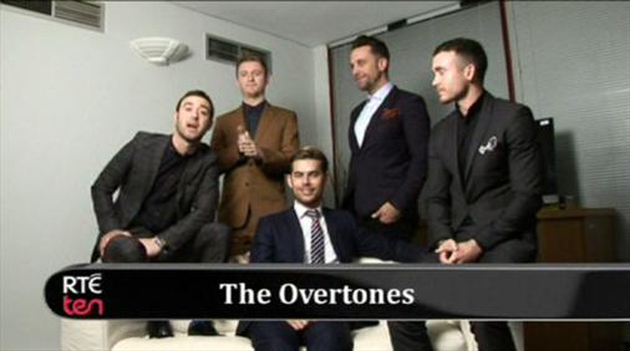 The Overtones have just released their new album, Higher