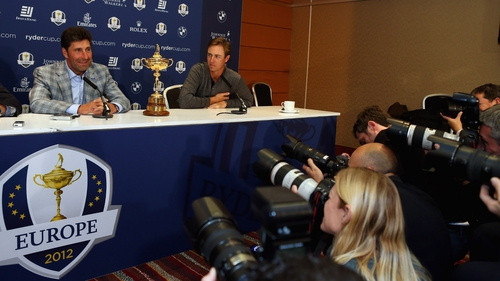 Jose Maria Olazabal will not return as Europe's Ryder Cup captain