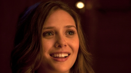 Elizabeth Olsen plays the flirtatious Zippy